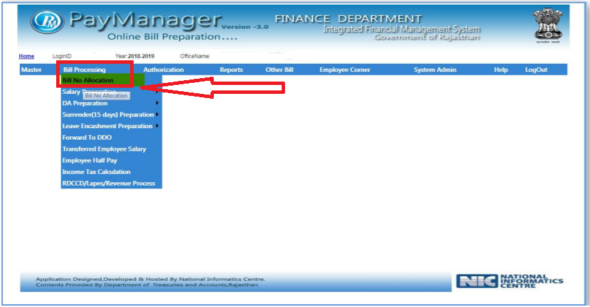 Pre-Paymanager-Allocation
