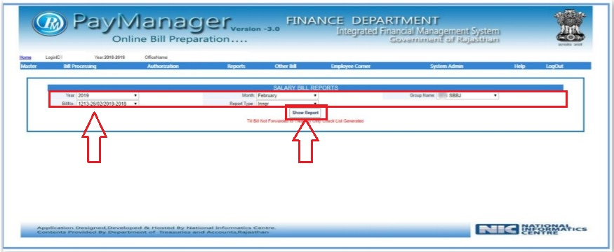 Pri-Pay-Manager-Salary-Report